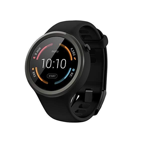 Smartwatch Motorola Moto 360 Sport Envio Gratis!