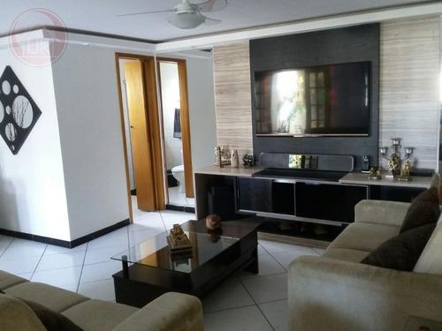 Imagem 1 de 24 de Apartamento Para Venda, 2 Dormitórios, Imirim - São Paulo - 3005
