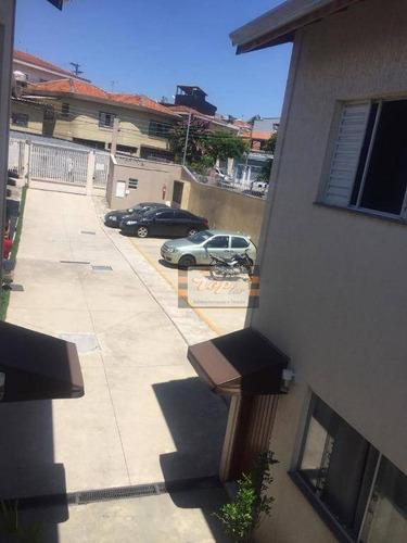 Sobrado Com 2 Dormitórios À Venda, 68 M² Por R$ 400.000 - Jardim Cidade Pirituba - São Paulo/sp - So0632