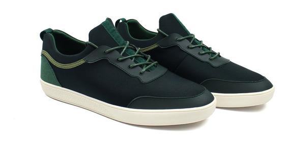 Zapatos Synergy Technical Sneakers Verde 3017ly