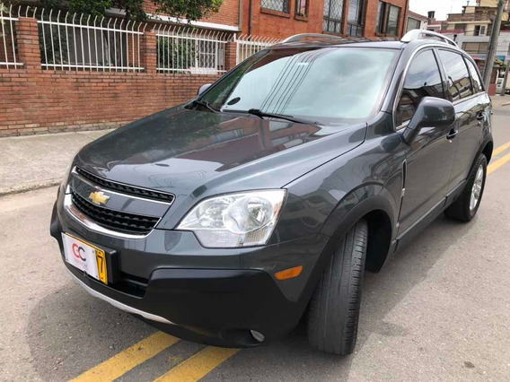 Chevrolet Captiva 2.4 Aut Full Equipo