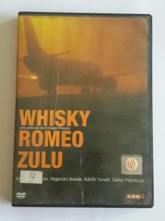Pelicula Whisky Romeo Zulu - Dvd Original - Los Germanes
