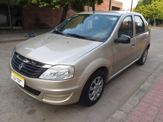 Renault Logan 2012 1.6 Authentique Pack Ii 90cv