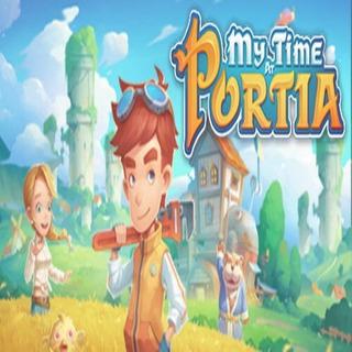 My Time At Portia Steam Codigo