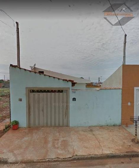 Casa Com 3 Dormitórios À Venda, 69 M² Por R$ 124.814,09 - Jardinópolis - Jardinópolis/sp - Ca1337