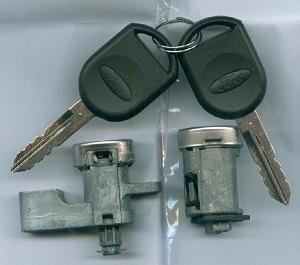 Suichera Cilindro Ignicion Y Puerta Explorer 2002-2010 Orig