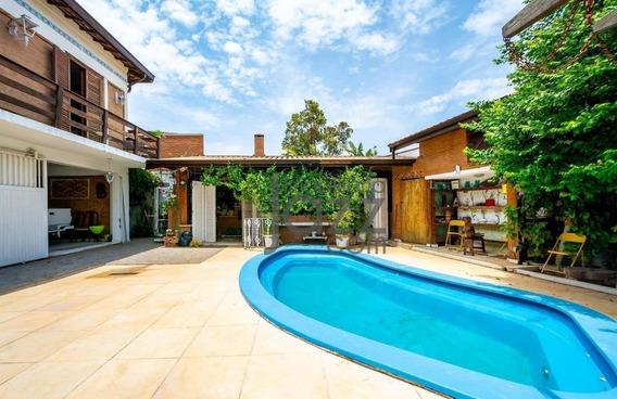 Casa Com 5 Dormitórios À Venda, 500 M² Por R$ 1.010.000,00 - Nova Campinas - Campinas/sp - Ca5795