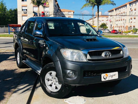 Toyota Hilux Cd 3.0 4x4 Srv At