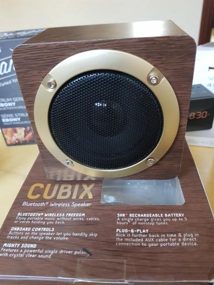 Speaker Bluetooth Cubix Merkury