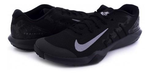 Tenis Nike Aa7063 003 Black/mtlc Cool Grey-anthrct Retaliati