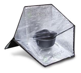 Horno Cocina A Energía Solar - Ideal Para Camping Aventuras!