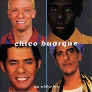 Cd Chico Buarque - As Cidades (novo-lacrado)
