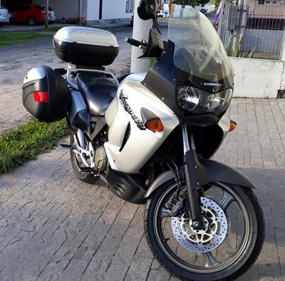 Moto Big Trail Honda Xl Varadero 1000 Ano 2001