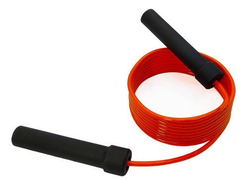 Corda Pular Rolamento Cross Pvc Ajustável 3m Pronta Entrega