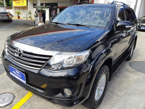 Toyota Hilux Sw4 2.7 Completo Aut. Flex