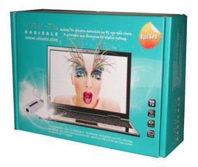 Receptor Tv Digital Visus Tv Radicale Full Hd C/ Nf