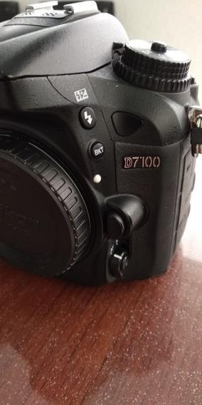 Câmera Nikon D7100 Corpo
