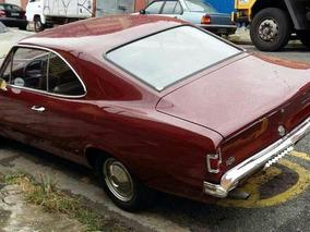Chevrolet/gm Opala 74 Opala 1974 Coupe Ótimo Estado Lindo