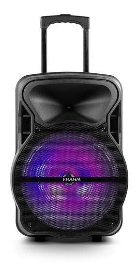 Caixa Amplificada Multiuso Frahm Cm 600 Bt 600w Karaoke