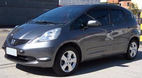 Calha De Chuva Honda New Fit 4 Portas Tgpoli 28.005