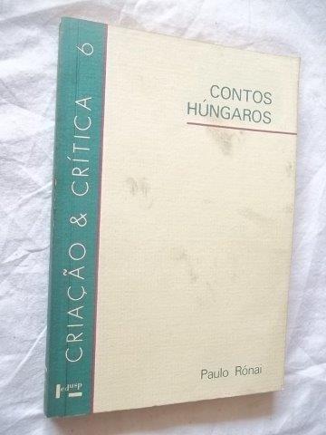 * Livro - Contos Húngaros - Literatura Estrangeira