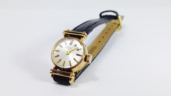 Reloj Girard Perregaux Oro Sólido De 18k P/dama (inv 731)