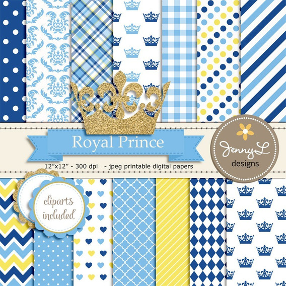 Corona Principe + Fondos
