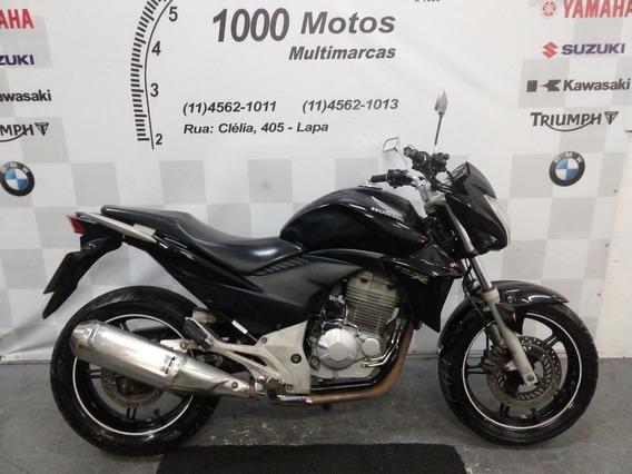 Honda Cb 300 R 2014 Otimo Estado Aceito Moto