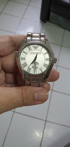 Relógio Emporio Armani Quartz Original Na Caixa