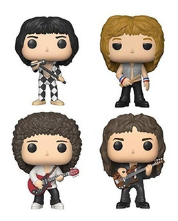 Funko Pop Rocks: ! Queen - Roger Taylor, Brian May, John De