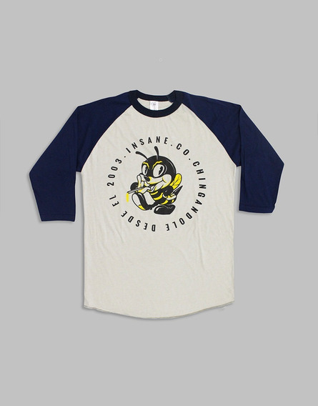 T-shirt Insane. Co - Chingandole