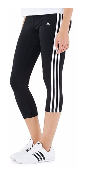 Mallas adidas 3/4 Gear Up De Niña Leggings Tights Originals
