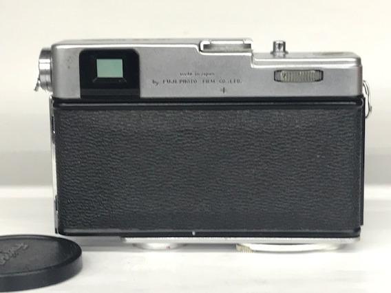 Câmera Fujica 35-ml(coleção).