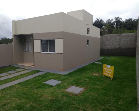 Casa De 2/4 Em Senador Canedo Com Entrada De R$ 490,00 - Al1145 - 33120071