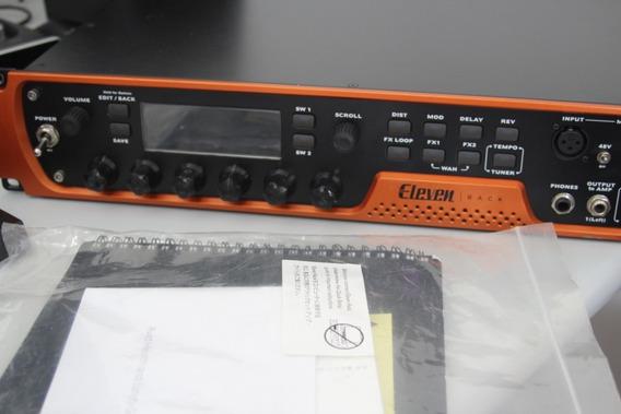 Avid Eleven Rack Digidesign Interface De Áudio