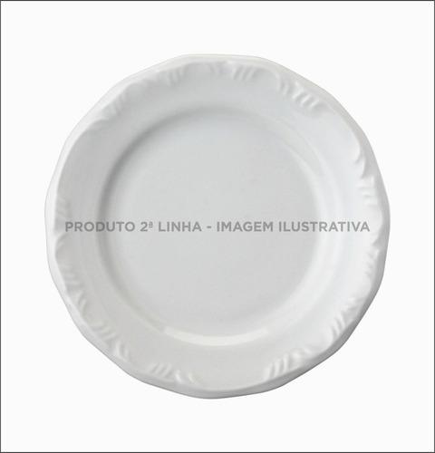 Imagem 1 de 1 de Prato Sobremesa 19 Cm Schmidt - Mod. Pomerode 2° Linha