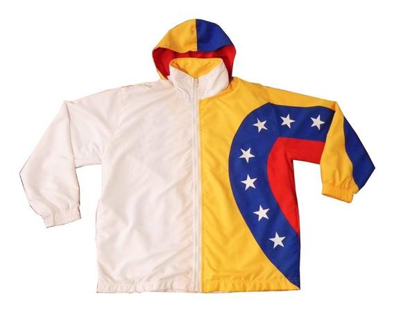 Chaqueta Tricolor Venezuela Precio De Remate