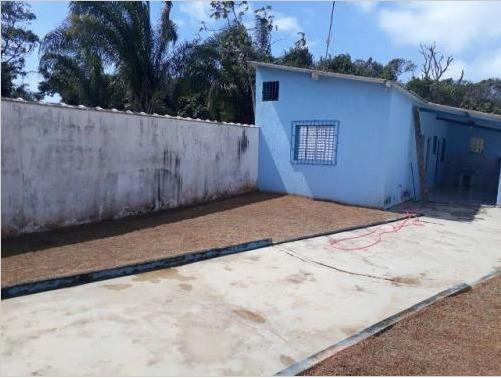 Casa Terreno Inteiro Para Financiamento Bancário Itanhaém Sp