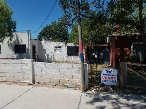 Cibils  4594 , Dos Casas Un Padron , 1 Libre Otra Arrrendada