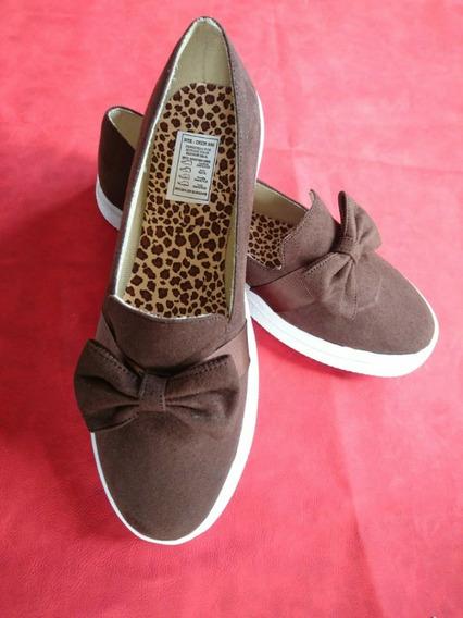 Zapatos De Mujer Muñeca (zapatilla)