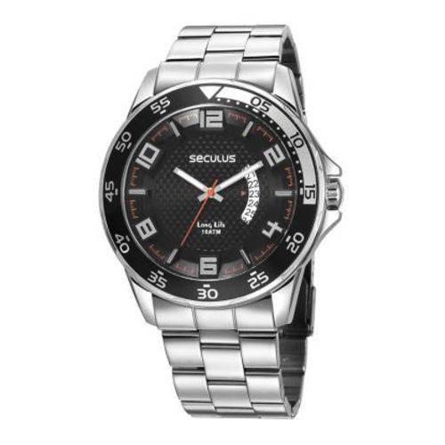 Relógio Seculus Masculino 28961g0svna2