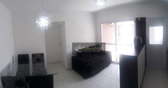 Apartamento Com 1 Dormitório À Venda, 44 M² - Santa Paula - São Caetano Do Sul/sp - Ap0962