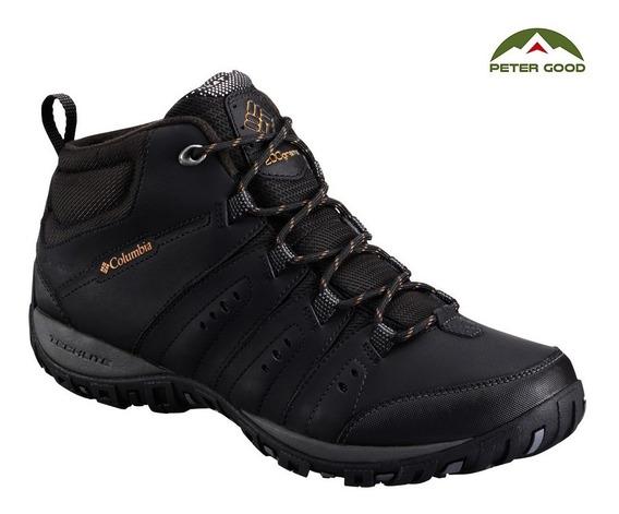 Botas Borcegos Zapatillas Columbia Woodburn 2 Ch Wp Hombre