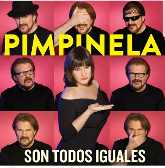 Cd Pimpinela, Son Todos Iguales