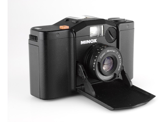 Cámara Fotográfica Minox 35 Gl Para Película De 35mm