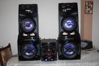 Equipo De Sonido De Casa Sony - Genezi