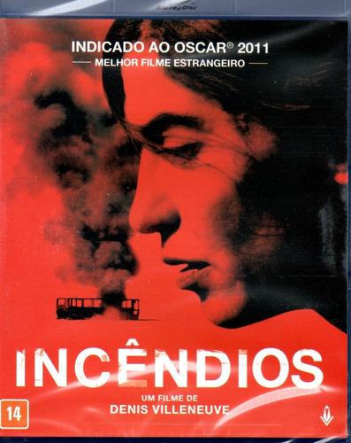 Blu-ray Disc Incendios (2010) - Imovision - Bonellihq Z20