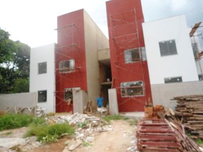Cobertura Residencial À Venda, São Tarcísio, Mário Campos - Co0134. - Co0134