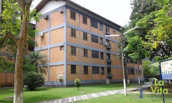 Apartamento Residencial Para Alugar Ou Vender, Bela Vista, Gaspar. - Ap0068