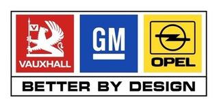 Adesivo Vauxhall Gm Opel Para Chevrolet Tigra